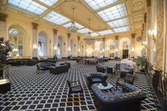 利物浦Adelphi旅馆 免版税库存照片