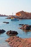 巴利阿里群岛menorca西班牙 免版税库存照片
