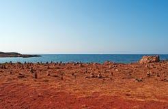 巴利阿里群岛menorca西班牙 免版税库存图片