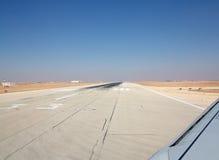 利雅得机场 库存图片