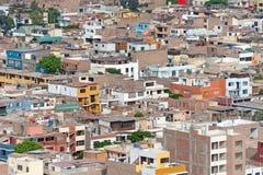 利马秘鲁 库存照片