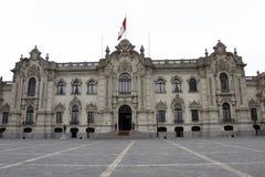 利马秘鲁 免版税库存照片