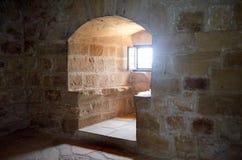 利马索尔,塞浦路斯- Kolossi城堡,中世纪塞浦路斯,好的堡垒 库存图片
