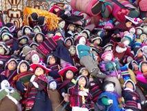 玻利维亚玩偶 库存图片