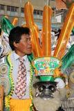 玻利维亚的节日 免版税库存照片