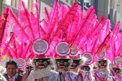 玻利维亚的节日 库存图片