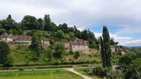 利默伊,法国 免版税库存图片
