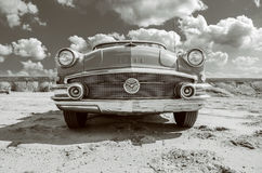 别克专辑1956年 库存图片