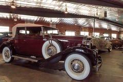 1932年别克敞篷车 免版税库存图片
