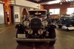 1932年别克敞篷车 免版税库存照片