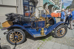 1912年别克模型34 免版税库存照片
