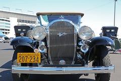 1932年别克汽车 免版税库存图片