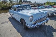 1954年别克特别4门轿车 图库摄影