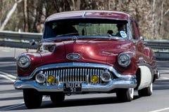 1951年别克超级轿车 免版税库存图片