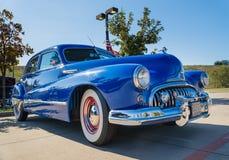 1947年别克超级经典汽车 免版税库存图片