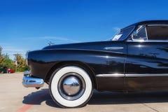 1947年别克超级Sedanette经典之作汽车 库存照片