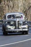 1937年别克860个世纪轿车 库存照片