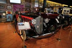 1933年别克66C敞篷车 免版税库存图片