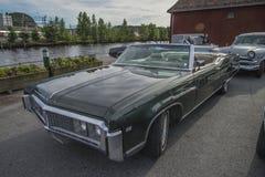 1969年别克Electra 225敞篷车 免版税库存照片