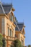 别墅奥坎波在圣Isidro布宜诺斯艾利斯 库存照片