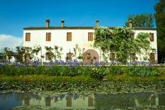 别墅鸸,意大利,威尼斯地区 免版税库存照片