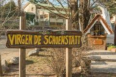 别墅贝尔格拉诺将军 库存图片