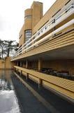别墅Cavrois,现代派建筑学,鲁贝,法国 免版税库存照片