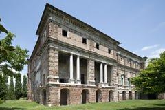 别墅Favorita,意大利的曼托瓦 免版税图库摄影
