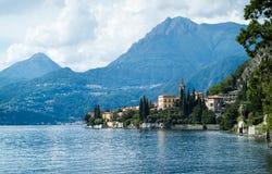 从别墅Monastero的看法 库存照片