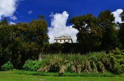 别墅Savorelli在苏特里 图库摄影