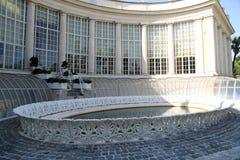 别墅Torlonia在罗马 库存照片