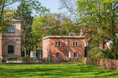 别墅Wahnfried理查Wagner博物馆拜罗伊特 库存照片