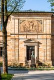别墅Wahnfried理查Wagner博物馆拜罗伊特 免版税库存图片