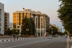 别尔哥罗德州市,俄罗斯 库存图片