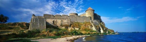 别尔哥罗德州Dnieste堡垒 免版税库存图片