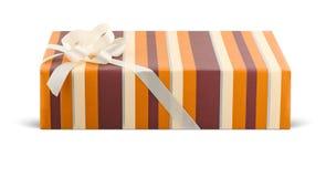 别致的礼物盒 库存图片