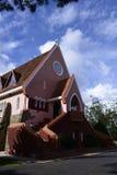 别致的教会 库存图片