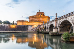 到充满爱的罗马 免版税库存图片
