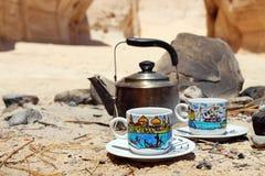 到沙漠的旅行 免版税图库摄影