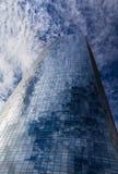 到达天空的高楼 免版税库存图片