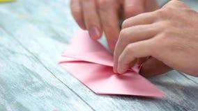 制作的Origami紧密  影视素材