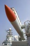 制导导弹 免版税库存图片