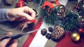 制造业步弓丝带切削刀片 影视素材