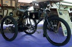 1900制造了三轮车罗歇 免版税库存照片