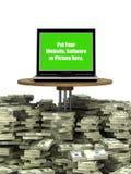 制造商货币系统 库存照片
