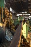 制造工厂 库存照片