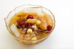 刷新甜点心的越南语 库存照片