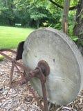 削尖轮子 库存图片