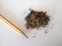 削尖铅笔 库存图片