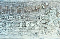 削皮在老被风化的纹理木头的纹理油漆-构造背景,老木板条的纹理表面 免版税图库摄影